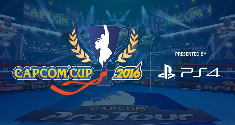 Capcom Cup 2016 Results