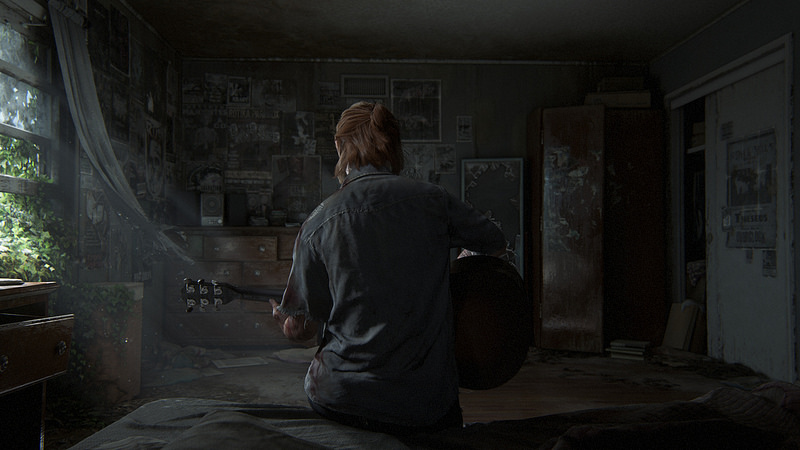 Last of Us: Part 2 Revealed
