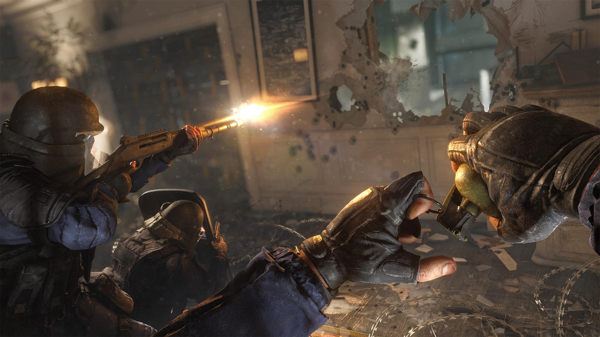 Rainbow Six Siege Season Pass 2 Available