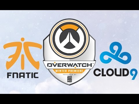 Cloud9 and Fnatic Drop Out of Overwatch NGE Winter