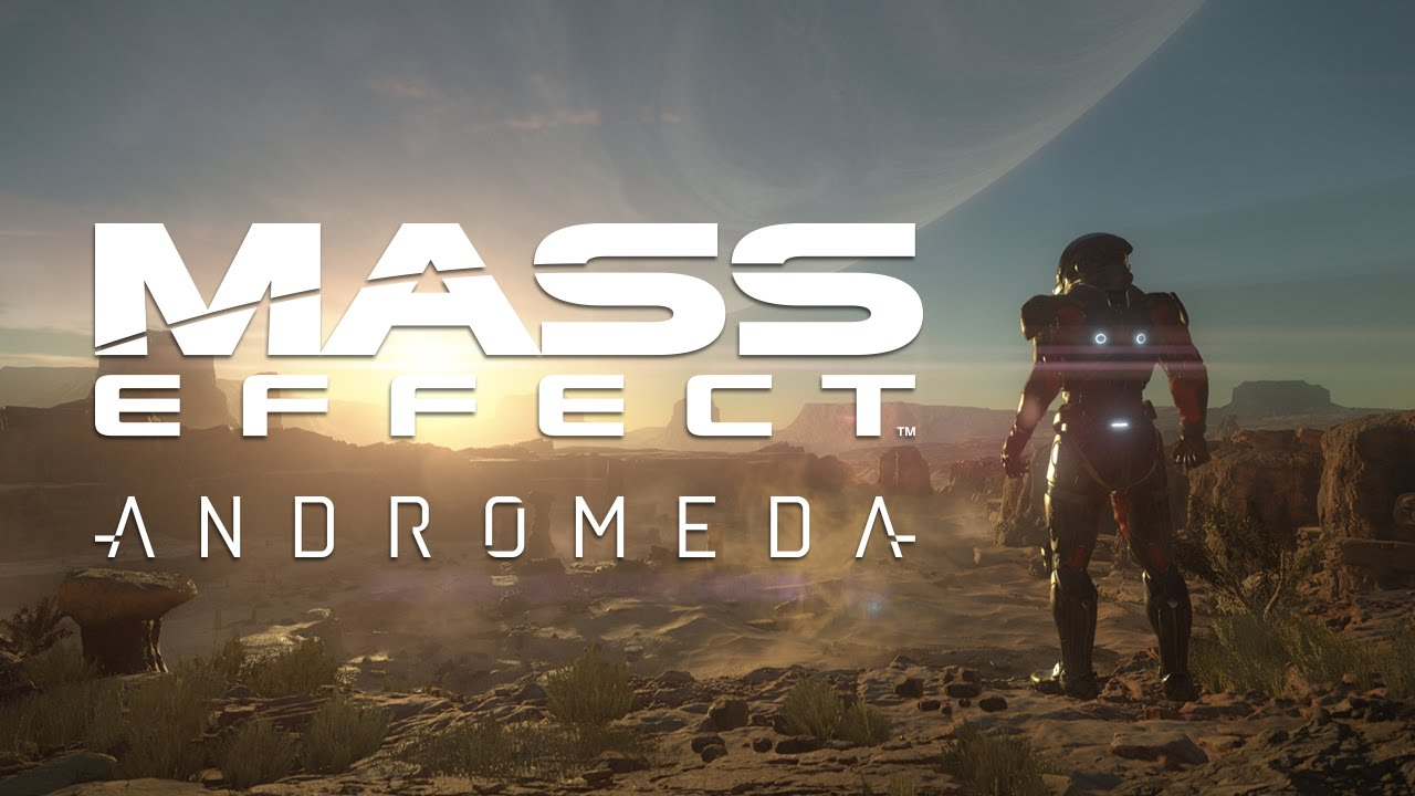 Mass Effect Andromeda Gameplay Hitting January 4