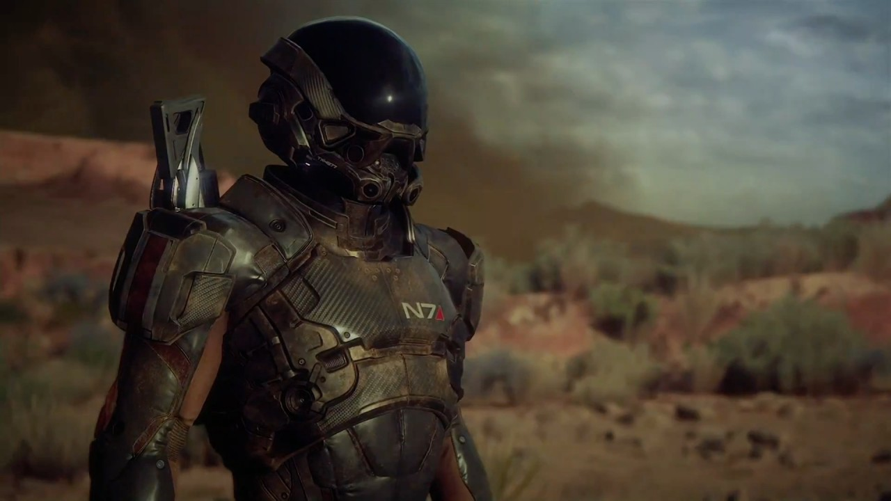 Mass Effect Andromeda Can Be Played Early on Xbox One