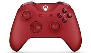 Official Red Xbox One Controller Coming