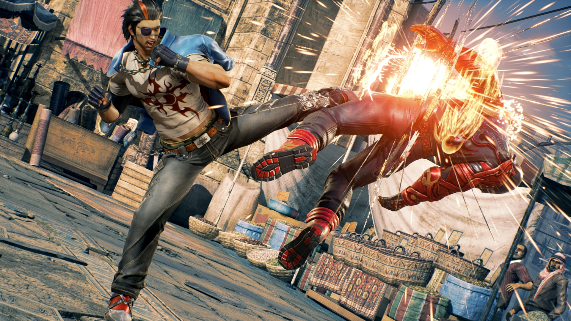 Tekken 7 Console Dates Revealed