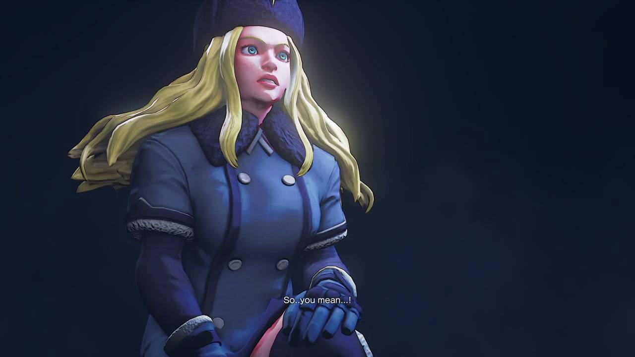 Kolin Will be Introduced to Street Fighter V on February 28