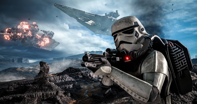 Battlefront 2 is Coming 2017