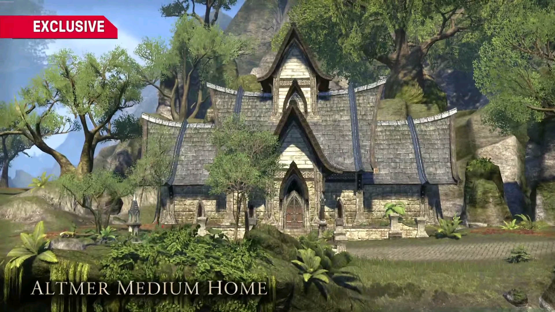 Elder Scrolls Online Gets New Housing Patch