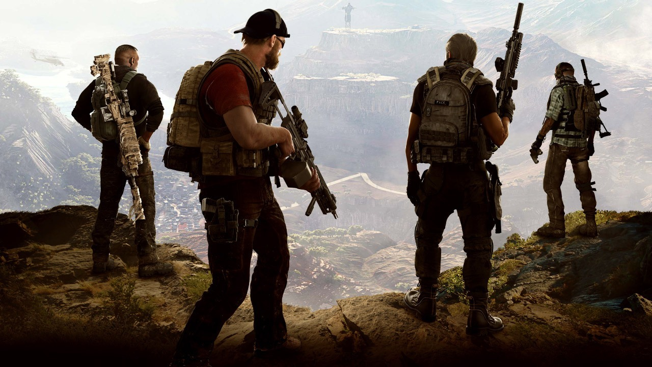 Ghost Recon: Wildlands Open Beta Coming