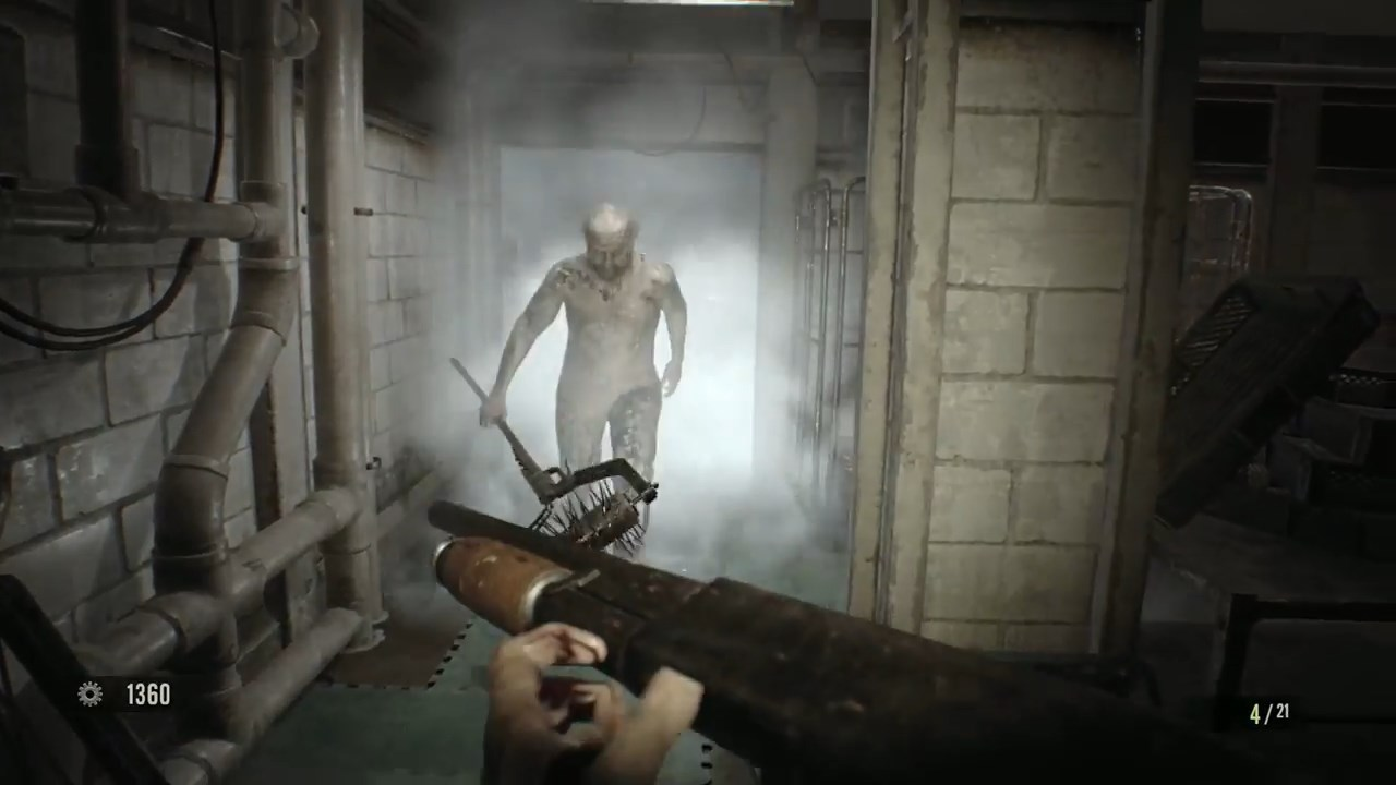 Resident Evil 7 DLC Out Today