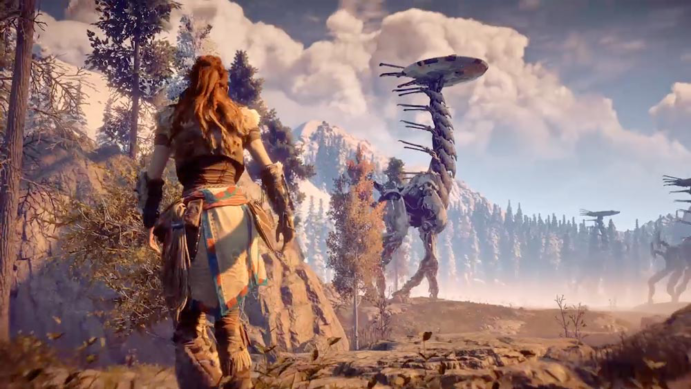 New Horizon Zero Dawn Patch, Details Inside