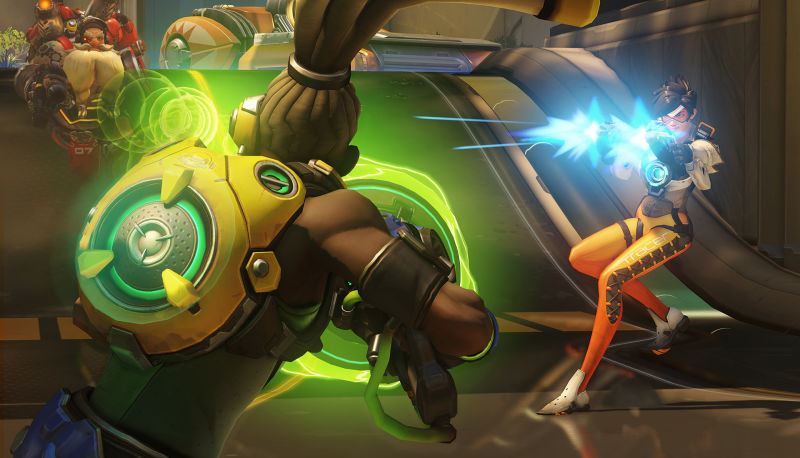 Overwatch: Lucio is Getting a Damage Buff
