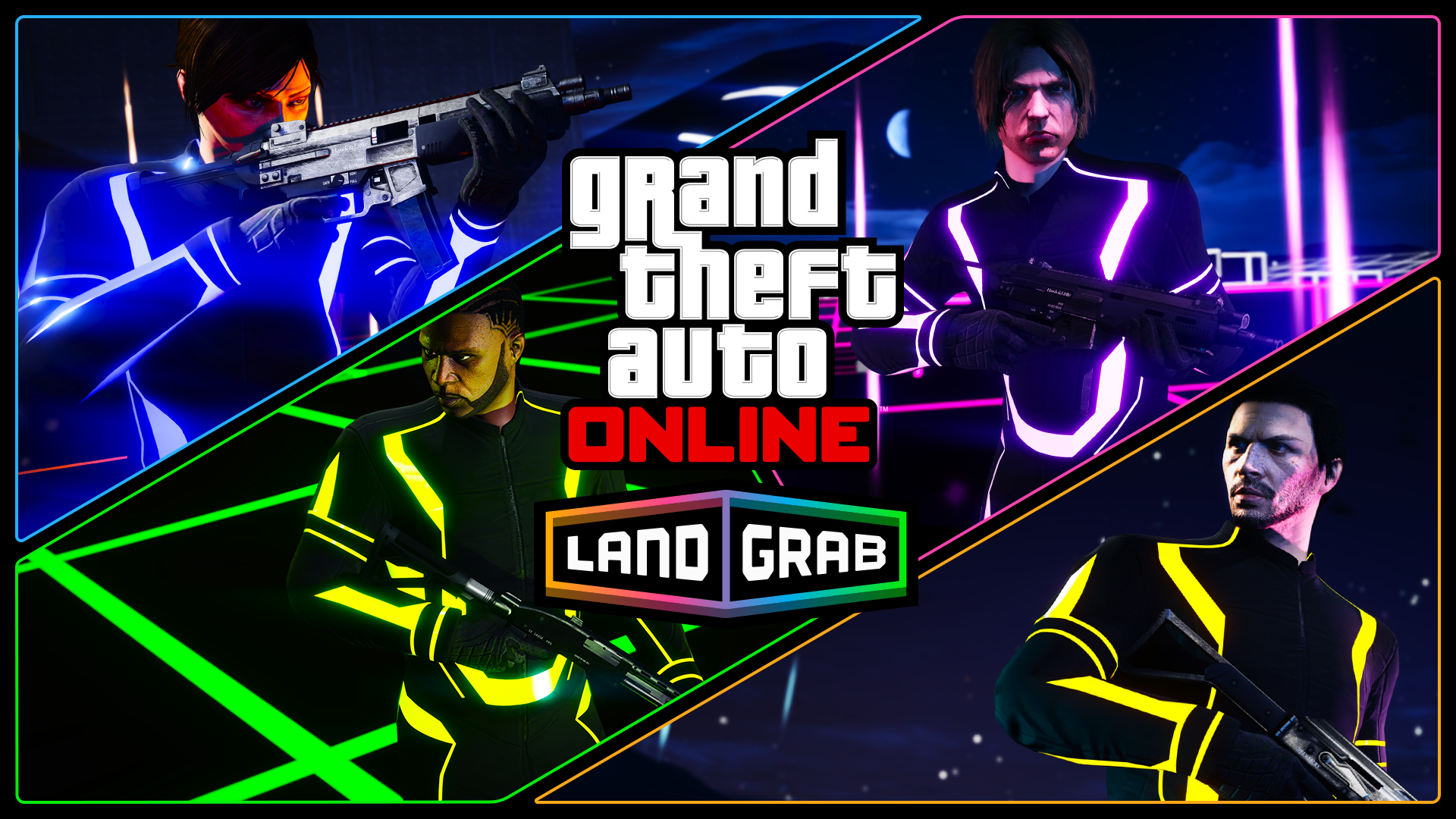 GTA Online Land Grab Adversary Mode Goes Live