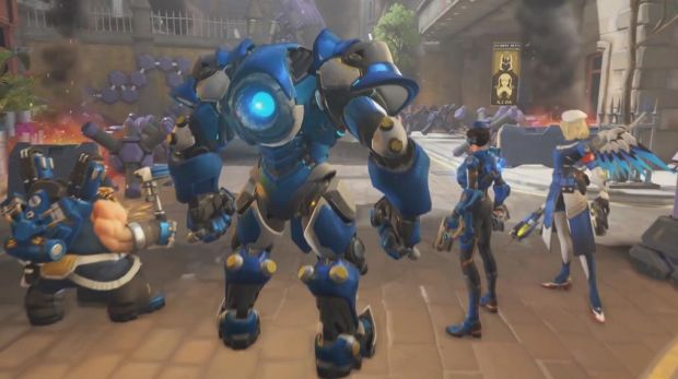 New Overwatch Update Features PvE Mode and New Skins