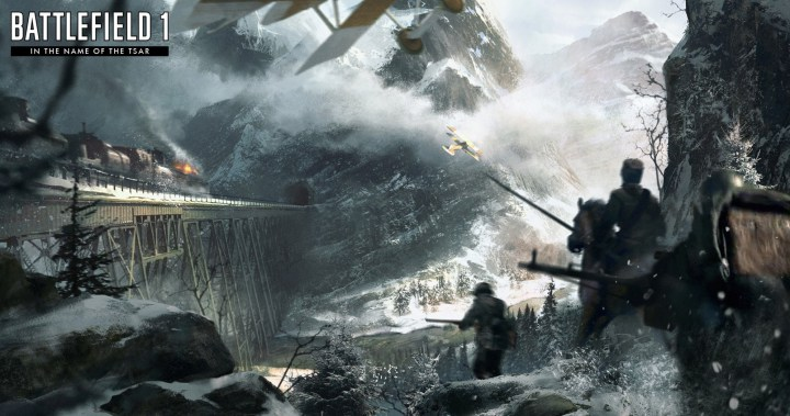New Battlefield 1 Map and Content Coming Soon