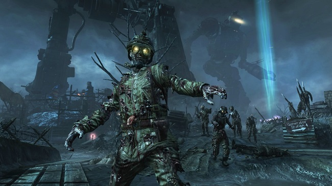 Black Ops 3 Getting Zombies Map Remasters