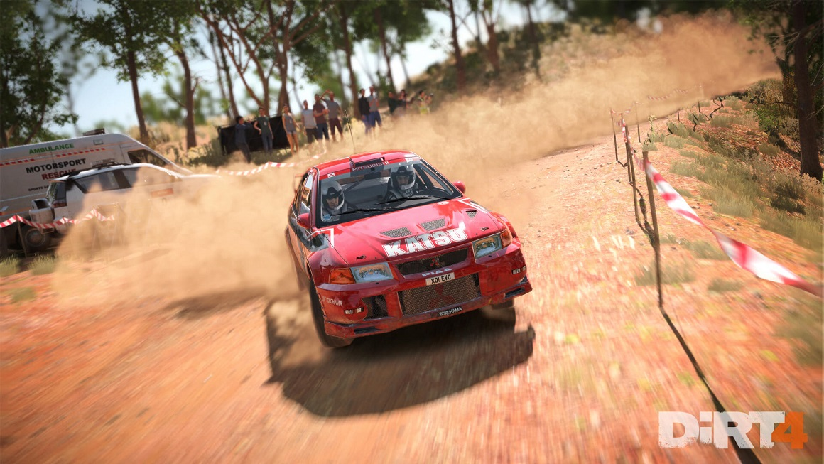 Dirt 4 Gets New Trailer