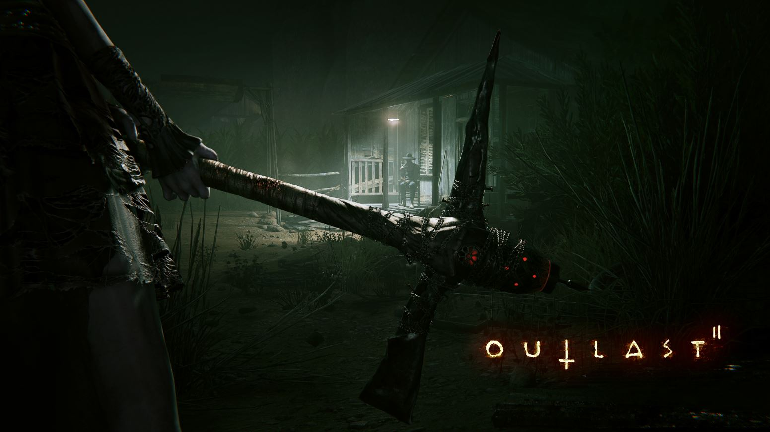 New Outlast 2 Patch Changes Normal Mode Difficulty