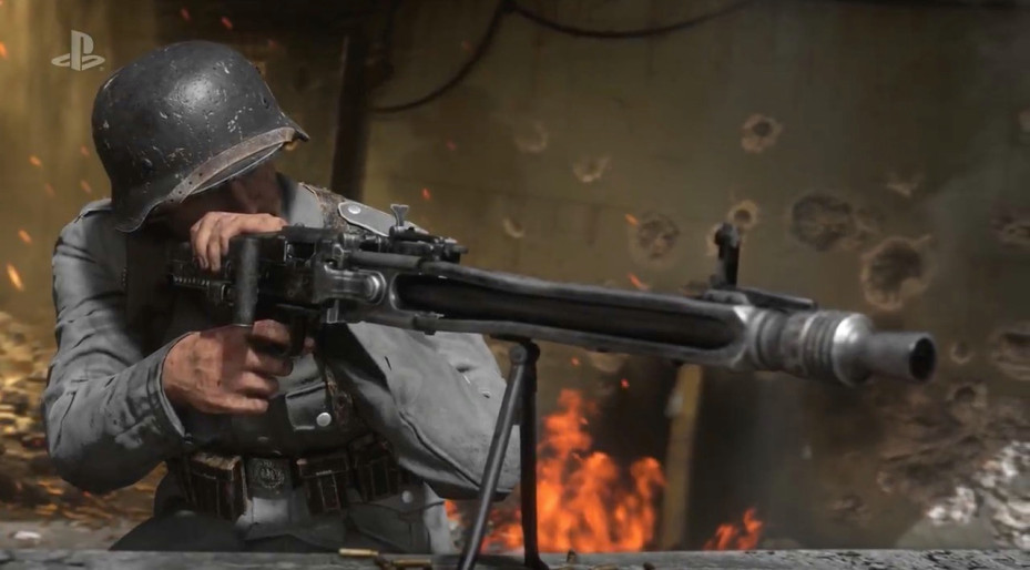 Call of Duty WW2 Multiplayer Detailed
