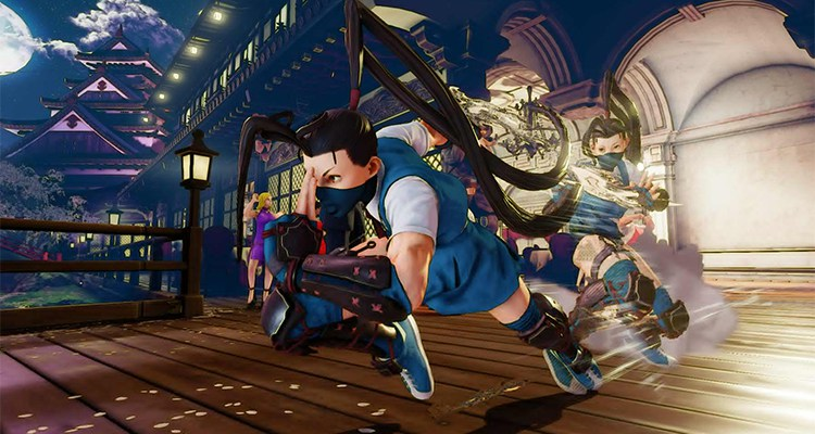 Better Online Matchmaking Coming to Street Fighter V