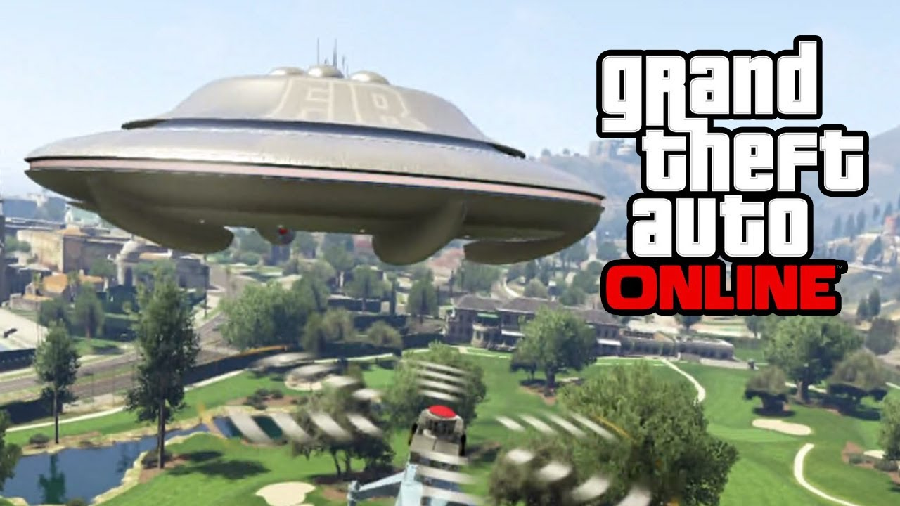 New GTA Online Secret UFO Mission Found