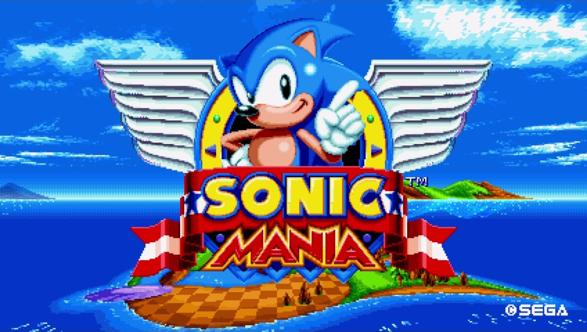 What is Sonic Mania?