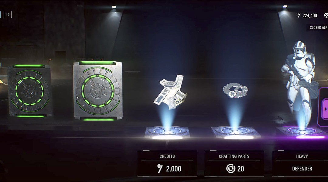 Battlefront 2 Will Have Loot Box Micro-Transactions