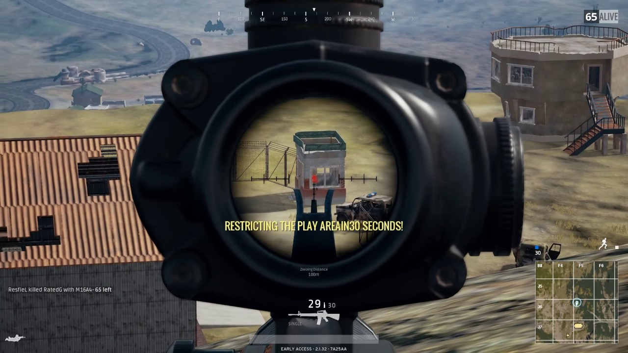 Battlegrounds First Person Only Mode Coming