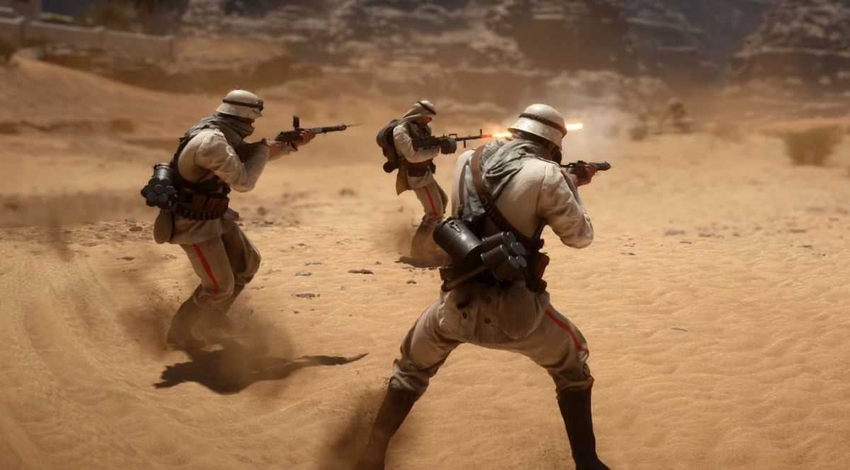 New Battlefield 1 Specialization System Coming