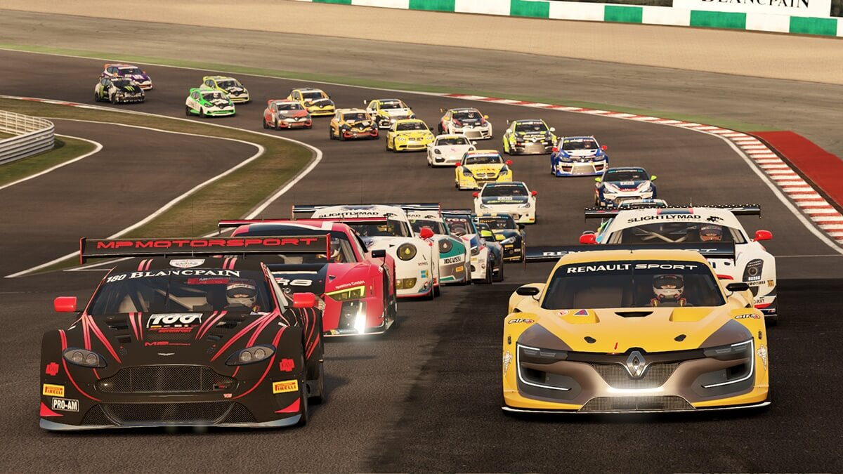 Project Cars 2 To Have 180 And 60 Tracks
