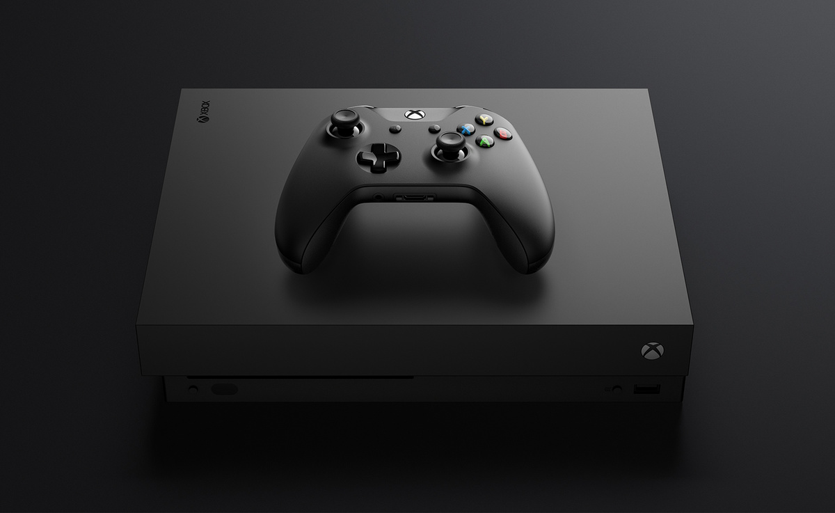 Xbox One X Pre-Orders To Open Soon