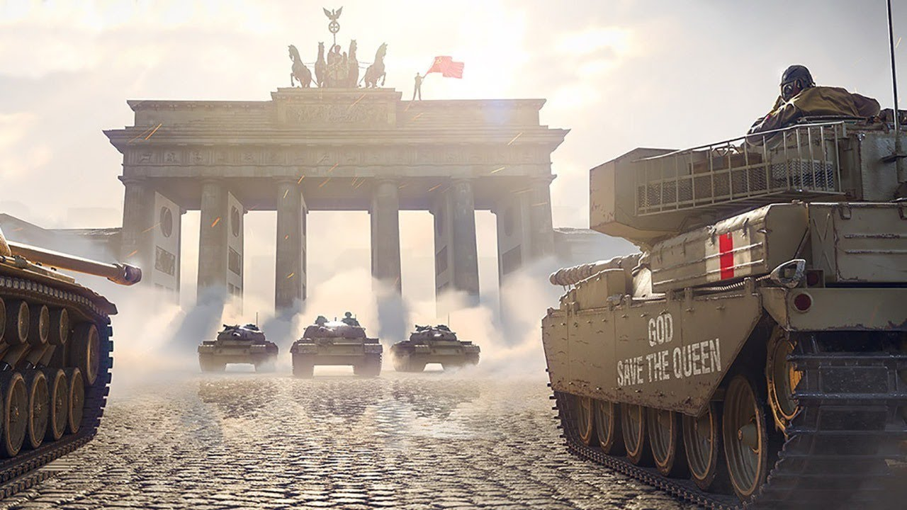 World of Tanks Gets New Story Mode