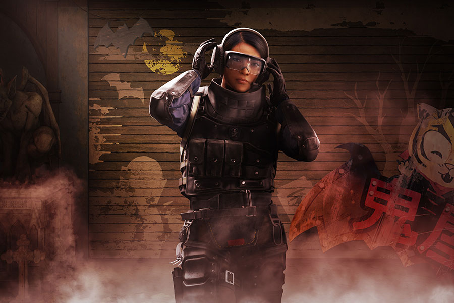 Ying Operator Announced For Rainbow Six Siege