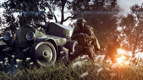 Battlefield 1 To Get 5v5 Incursions Mode