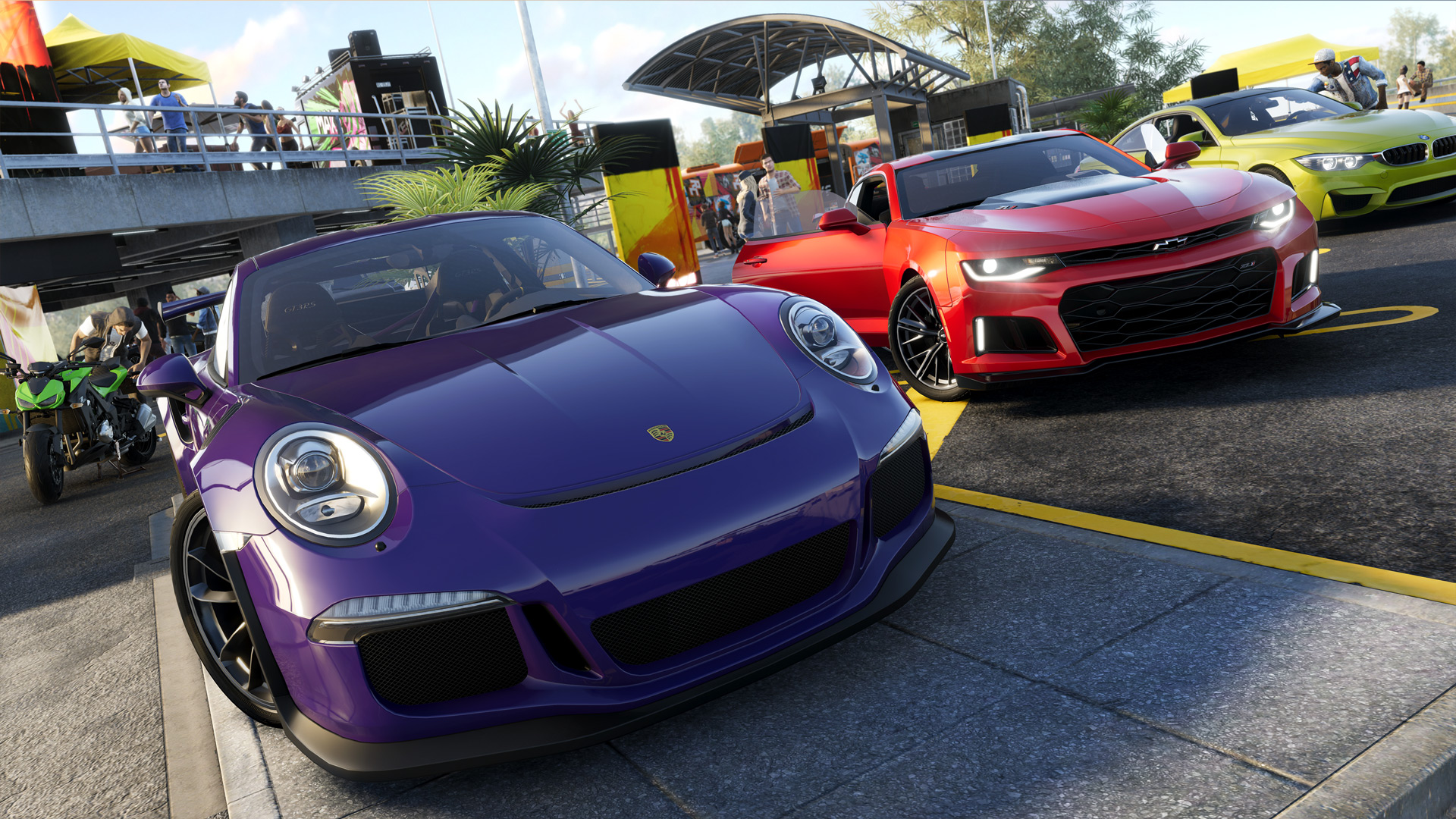 The Crew 2 Pre-order And Release Details Published