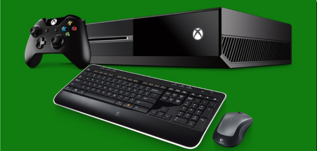 Keyboard/Mouse Is Coming to Xbox One