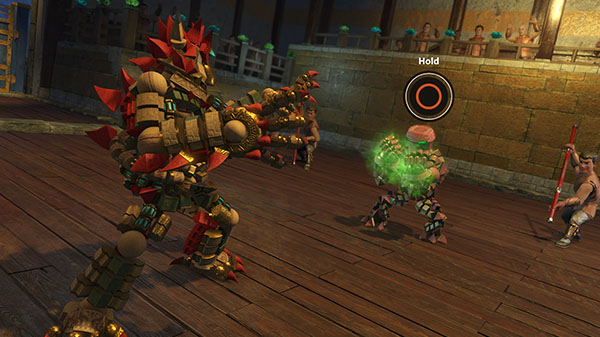 Knack 2 Gets Free PS4 Demo In Europe