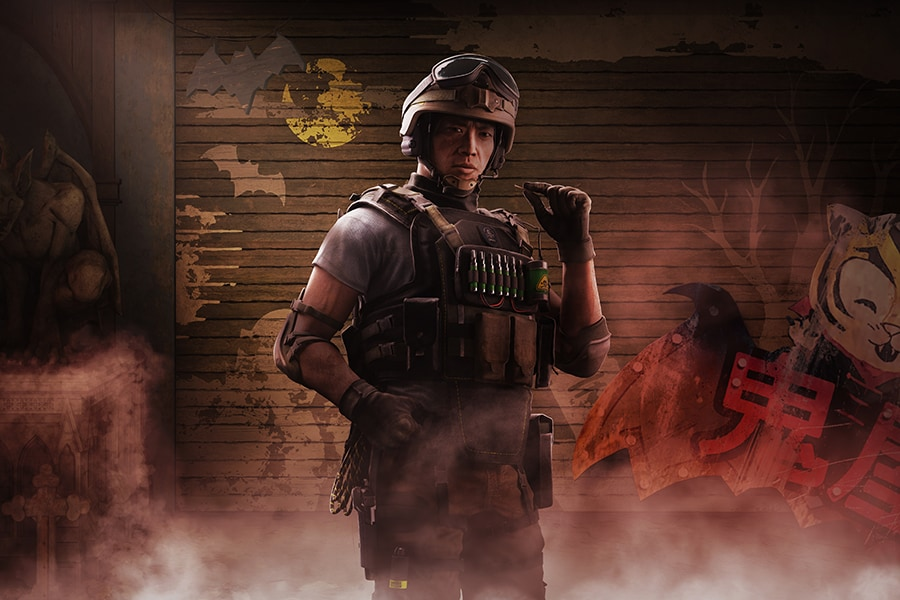 Lesion, The New Rainbow Six Siege Operator Revealed