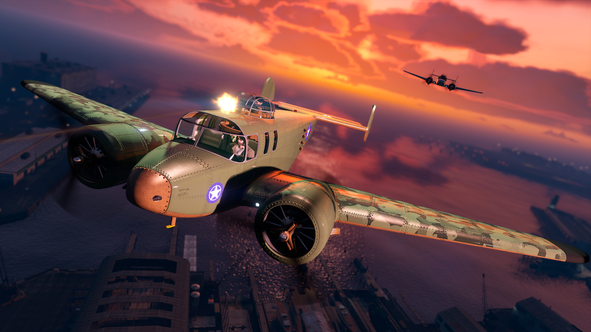 New Plane Added to GTA Online