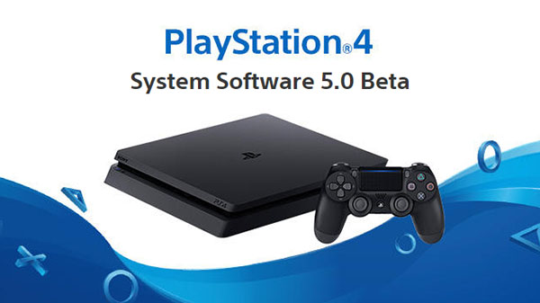 PS4 System Update 5.0 Launched