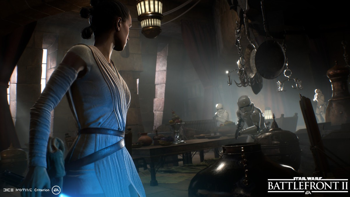 Star Wars Battlefront 2 Beta This Week