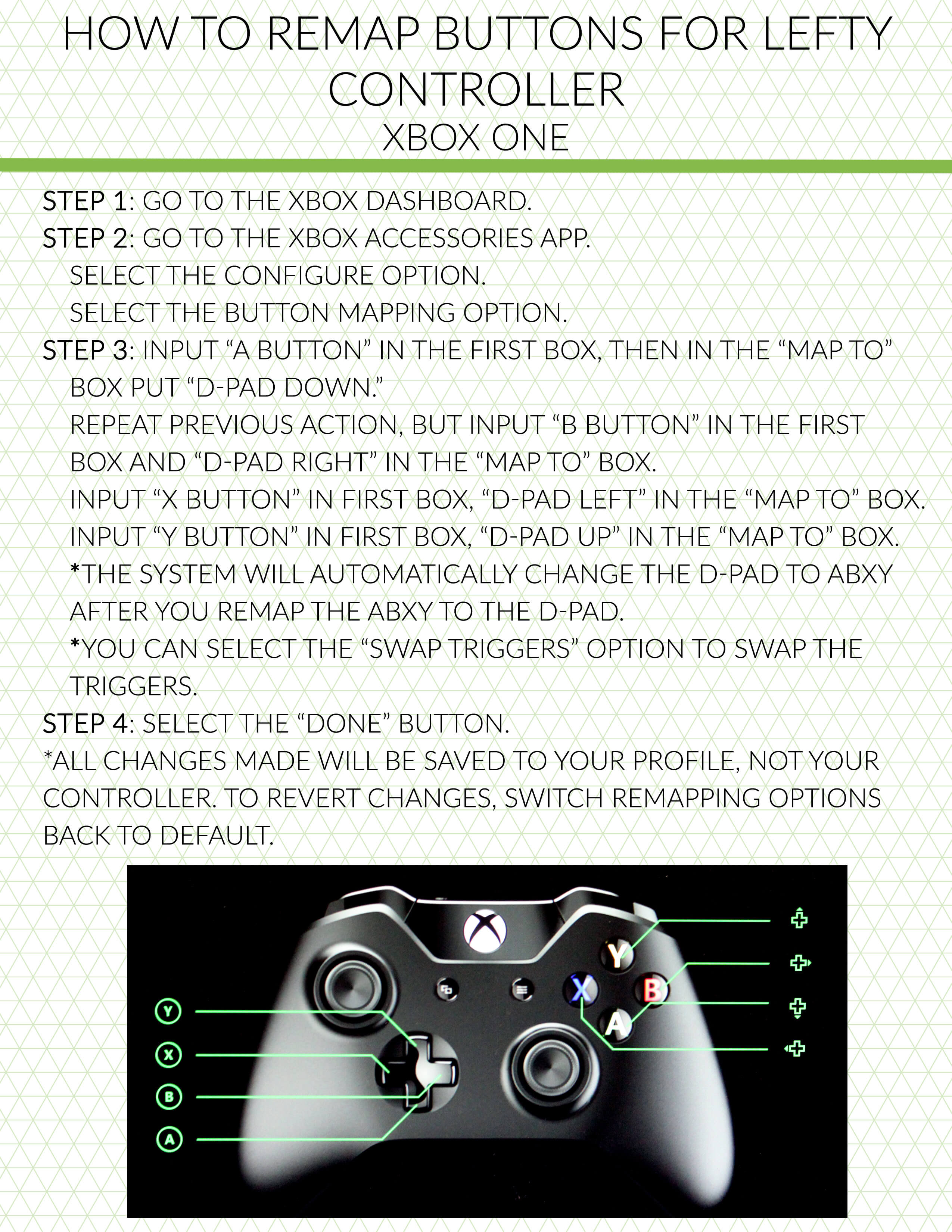 Instructions for Modded and Custom Gaming Controllers | Evil