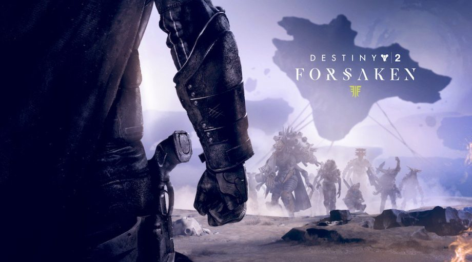 Destiny 2's Forsaken Expansion Drops September 4 - Here's What It Includes
