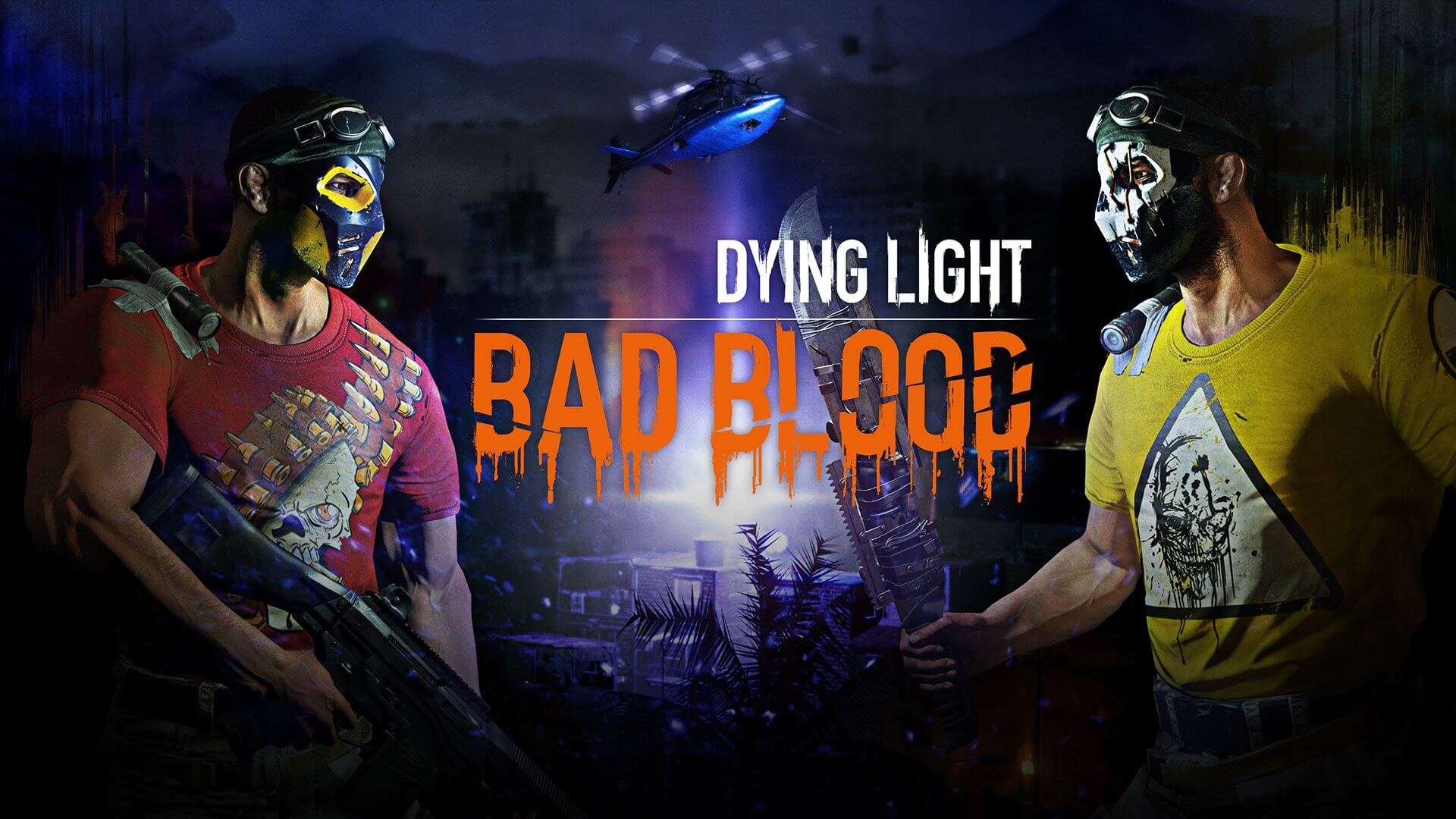 Dying Light: Bad Blood Is New Parkour Zombie Battle Royale
