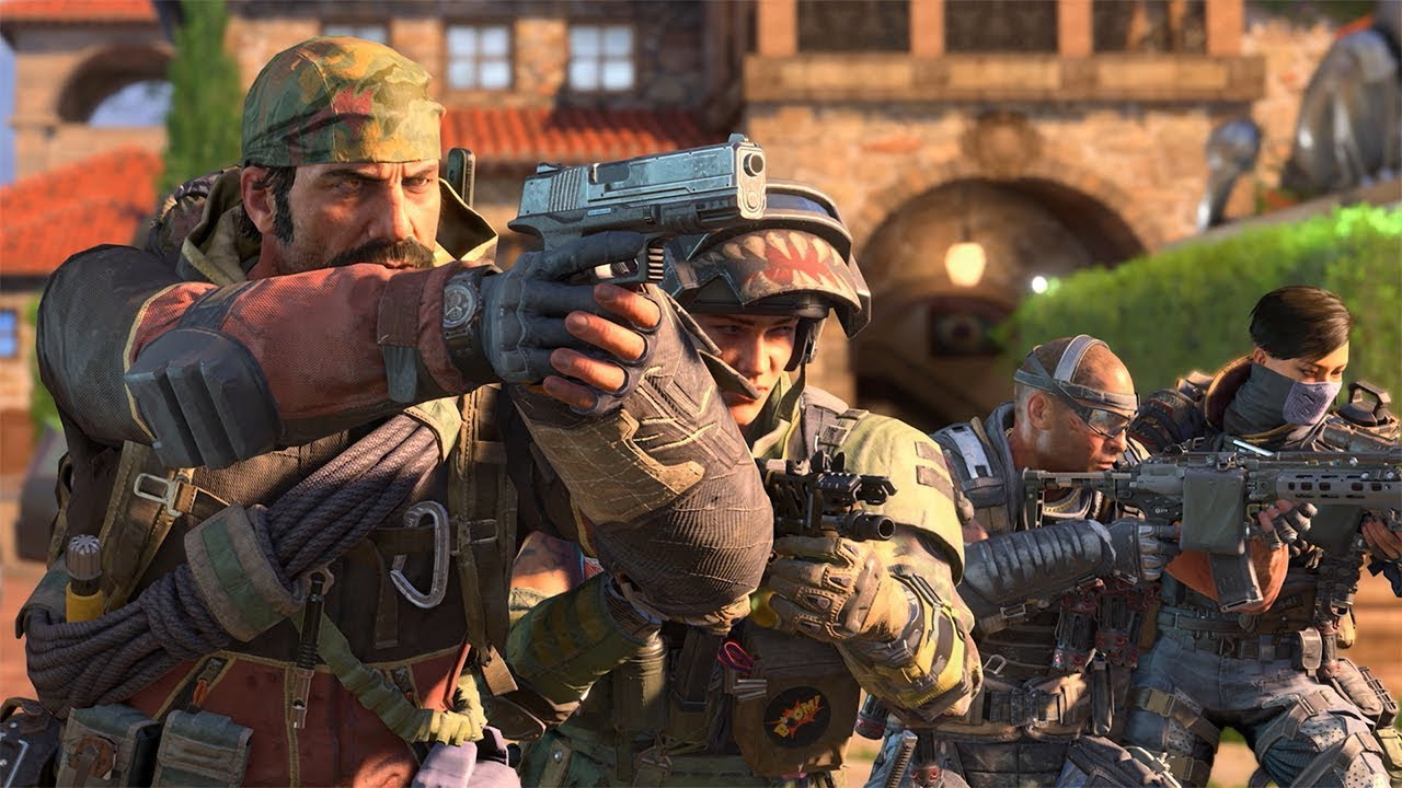 Black Ops 4 Will Get Hardcore, But Not Blackout
