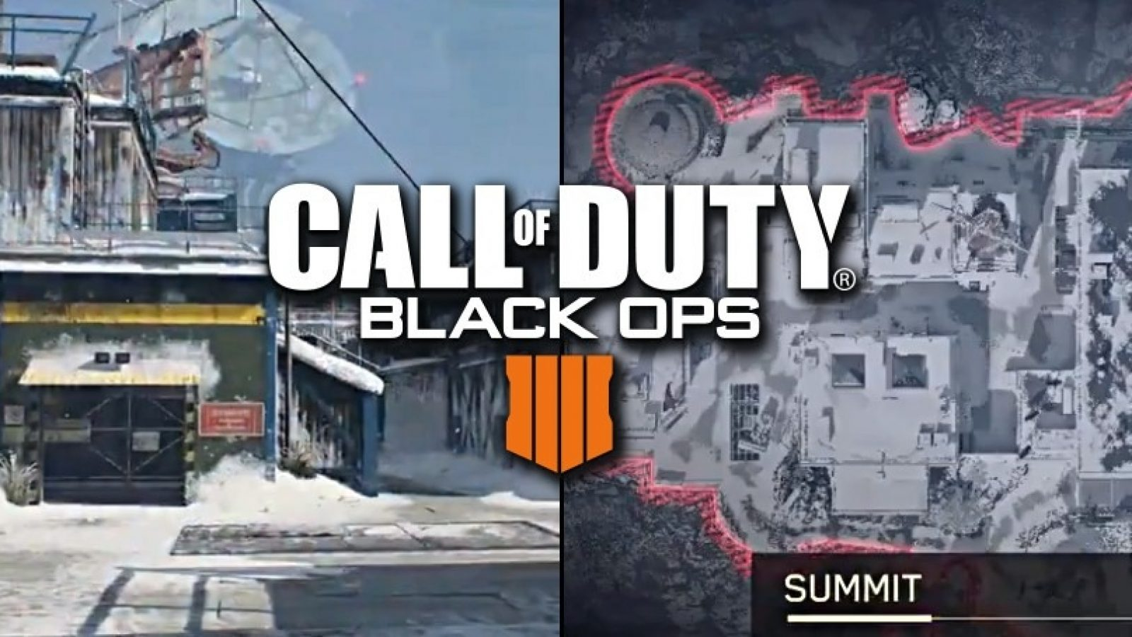 Two Black Ops 4 Maps Get Teased