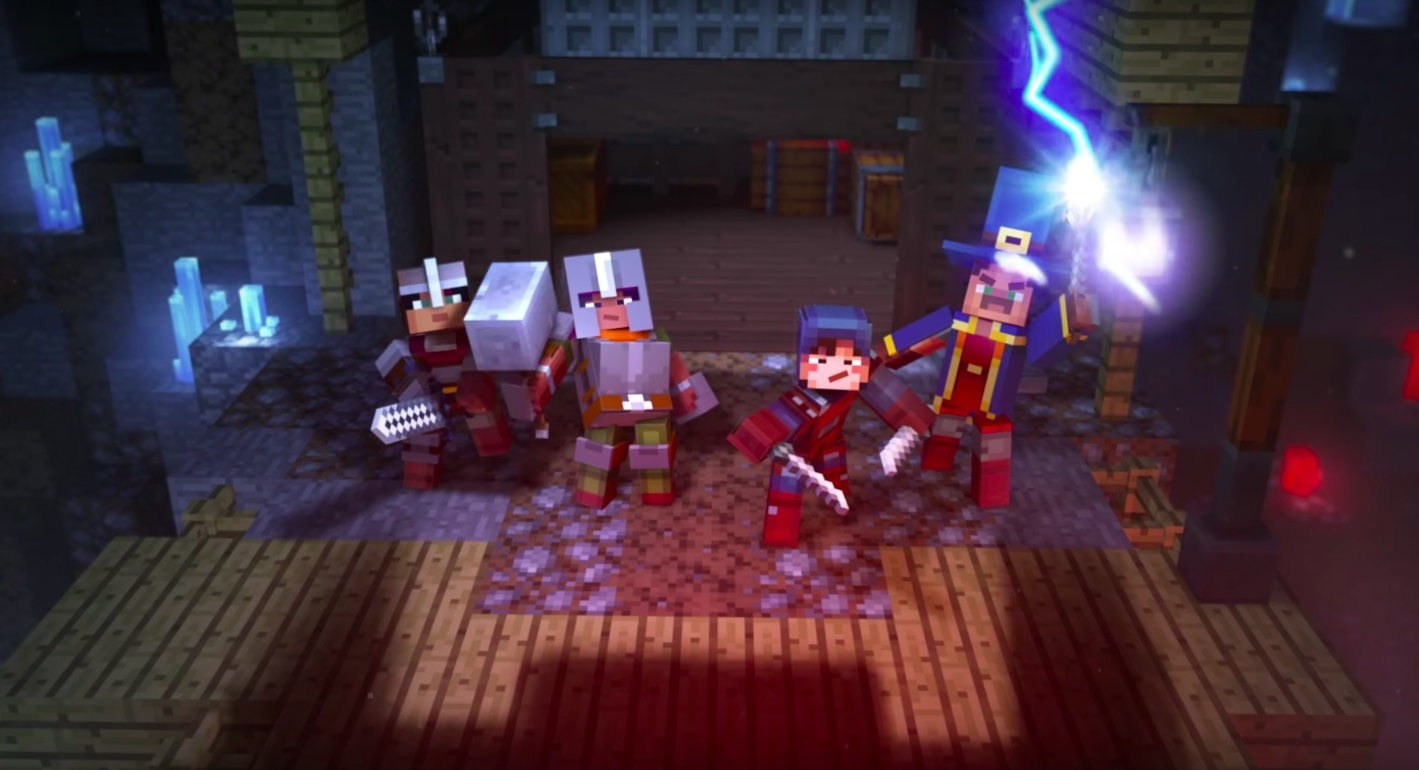 New Minecraft Game Gets Announcement