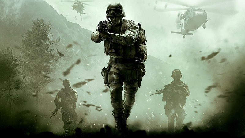 The New Call of Duty is Modern Warfare
