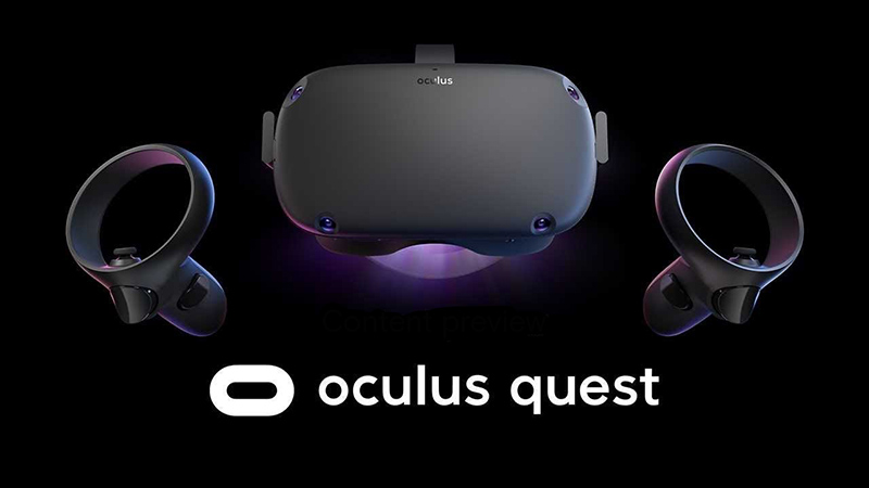 The Oculus Quest is the Real Deal