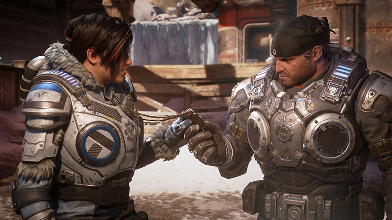 Gears of War 5 Details Unveiled