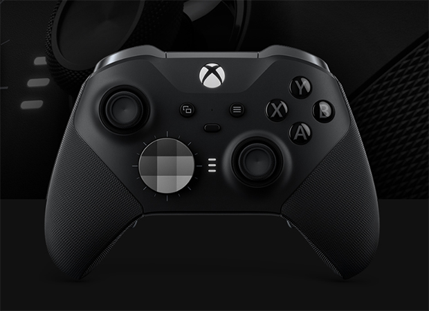 Microsoft Unveils The New Elite Controller